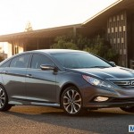 Hyundai Sonata gets a facelift for the 2014 Model Year version in the US