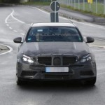 Upcoming 2014 Mercedes-Benz C63 AMG Spied Near Nurburgring