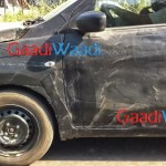 The new Maruti AStar (aka 2015 Suzuki Alto) Spotted in India