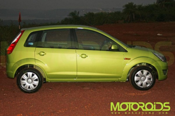 Next generation 2015 Ford Figo/Ka to be underpinned by the current car's platform