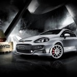 Fiat may Showcase Abarth Punto at the 2014 Delhi Auto Expo
