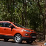 EcoSport Effect: Ford India Records its Best-Ever Sales Performance in September 2013