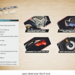 New Hero Xtreme 2013 – Specifications and other details
