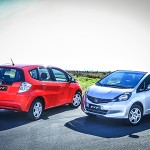 Honda Fit CX base variant launched in Brazil