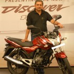Official Release: Bajaj Discover 100 M details, images and data