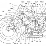 Patent images reveal new Honda VF800 in the works