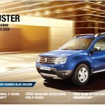 Renault Duster Anniversary Edition comes draped in new Cosmos Blue