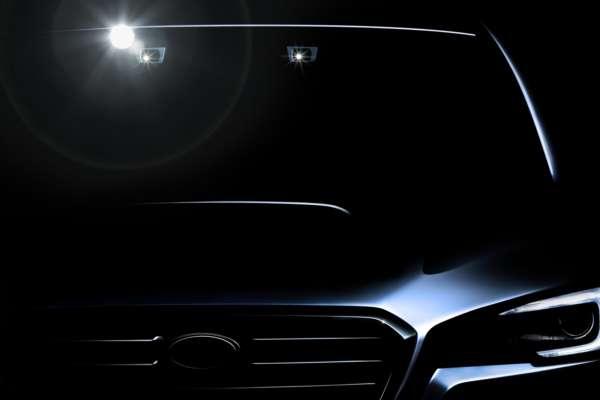 Subaru Levorg Concept teased ahead of its Tokyo debut
