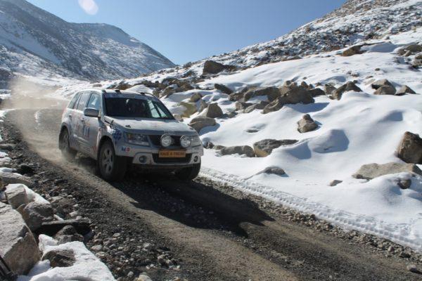Maruti Suzuki Raid-de-Himalaya Successfully Completed