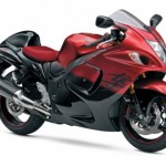 US markets get 2014 Suzuki Hayabusa GSX1300R 50th Anniversary Edition