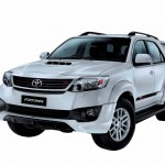 Toyota Fortuner TRD Sportivo limited edition launched @ INR 24.26 lakhs