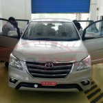 Toyota Innova Facelift 2013 Spotted at Dealership. With Official Price list