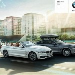 Check out the 2014 BMW 4 Series Convertible in these leaked images