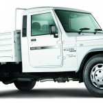 Refreshed Mahindra Bolero Pick-Up Flat Bed with Micro Hybrid Technology launched in Mumbai