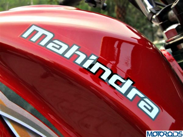 Mahindra Two Wheelers September sales volumes grow by 136% over previous year