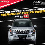 Watch The Making of Mahindra XUV500 on YouTube