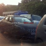 Spotted Again- Maruti Suzuki YL1, SX4 replacement, spied in Delhi