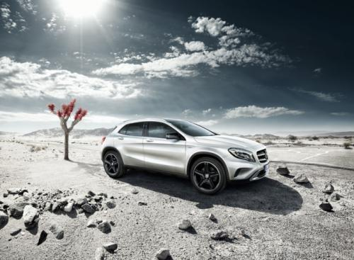 Mercedes-Benz to Launch GLA With Edition 1 Model