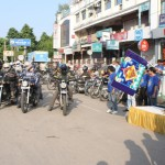 Royal Enfield Tour of Tibet kicked off