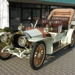One of the oldest surviving Mercedes Benz models to be auctioned on December 3