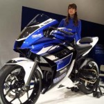 BREAKING: Yamaha R25 Concept Unveiled at 2013 Tokyo Motor Show. To rival the Ninja 250