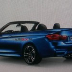 Is this the upcoming 2014 BMW M4 Convertible