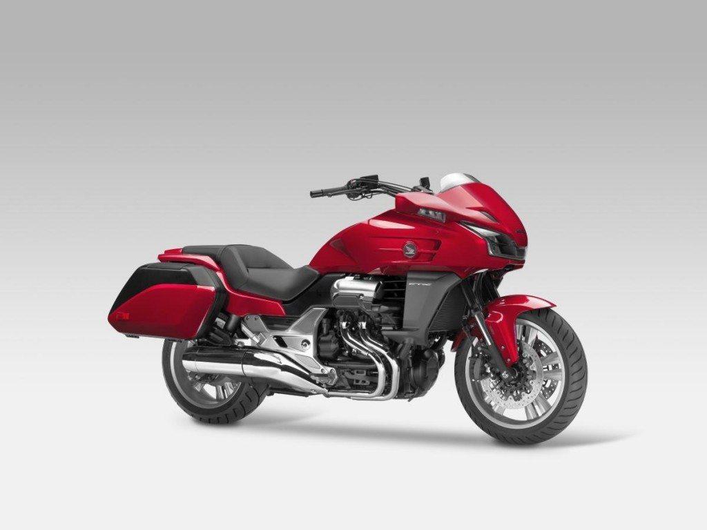 2014 Honda CTX1300 (6)