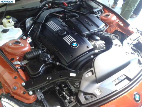 Launch Report 2014 BMW Z4 facelift comes to India Image Gallery