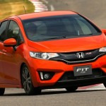 New 2014 Honda Jazz to greet us at 2014 Indian Auto Expo