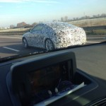 Upcoming 2015 Audi TT spotted testing in France