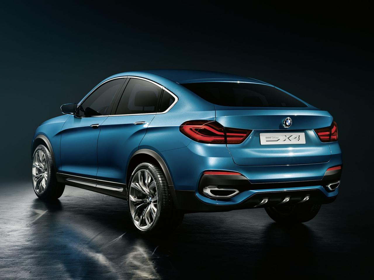 Highly Anticipated 2015 BMW X4 Release Date in March 2014 | Motoroids