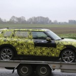 Upcoming 2015 Six-door MINI Traveller Spied for the First Time