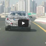 Upcoming 2016 BMW 7 Series spotted testing in Dubai