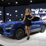 Porsche Macan: Official images, LA show images and press release