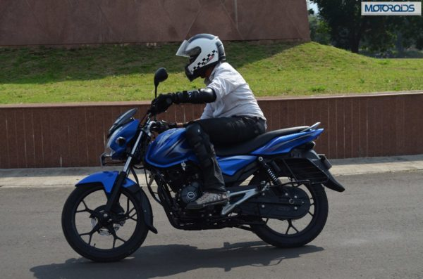 Bajaj Discover 100M Review Pics Specs  (32)