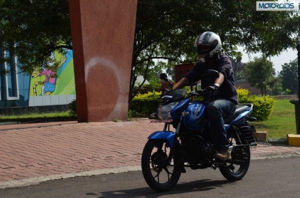 Bajaj Discover 100M Review Pics Specs  (63)