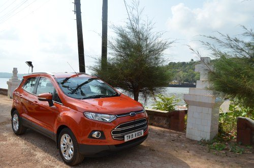 Record Sales by Ford India in October 2013