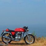 Quick Review: Royal Enfield Continental GT First Ride Impressions