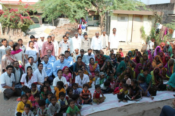 Ford launches its community program in Sanand to provide safe drinking Water to 1500 children