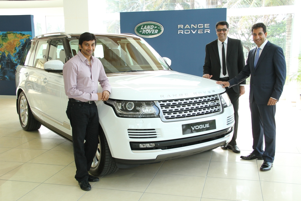 Jaguar land rover opened their first showroom in india in june 2009