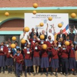 Chevrolet India and One World Futbol Project to donate 20,000 Nearly Indestructible Footballs to disadvantaged Children in India