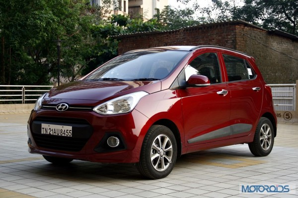 Hyundai launches Grand i10 1.2 petrol automatic for Rs 5.64 lakh ex-Delhi