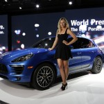New Porsche Macan bows in at 2013 LA Auto Show [Images from show]