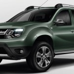 Check out the India-bound Renault Duster facelift