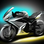 Triumph made in India motorcycle's official sketch released at EICMA