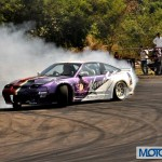 Professional Drifters enthrall audience in the 'Will it Drift' event in Mumbai