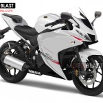 Is this how the production spec Yamaha R25 would look like?