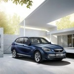 New Zinoro 1E aka BMW X1 EV showcased at 2013 Guangzhou Motor Show