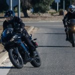 India bound Triumph 250cc motorcycle spotted testing!
