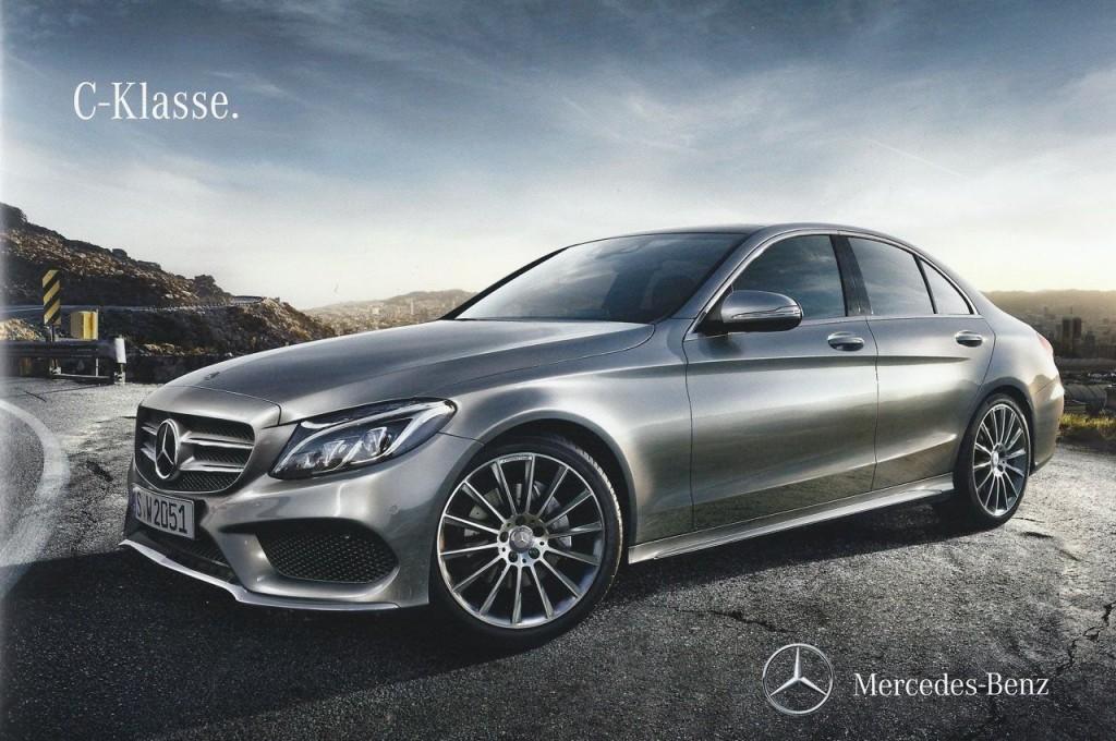 Mercedes Benz C Class New 2015